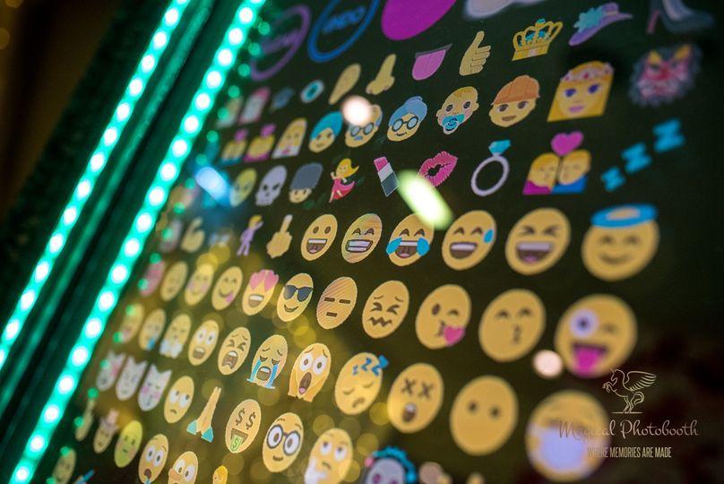 Add your favorite emojis
