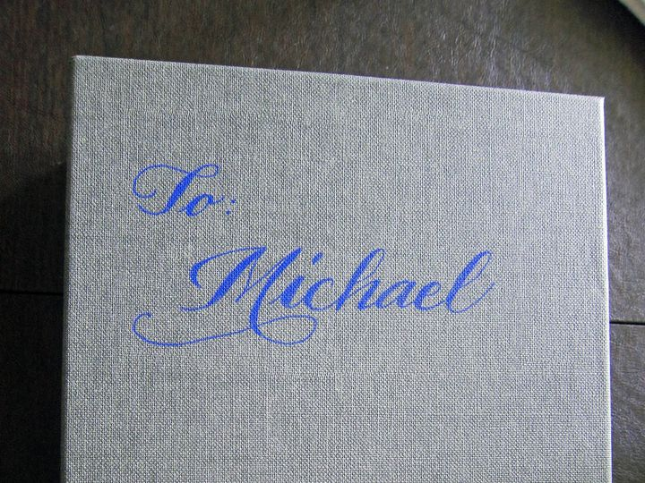 Tmx 1467757311543 2016 Victoria Michael Box Yonkers wedding invitation