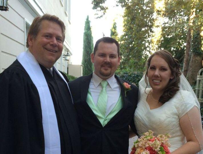 JEFF KASPER - Officiant - Concord, CA - WeddingWire