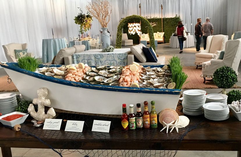 Themed buffet
