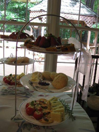 Bridal Tea 7/31/09