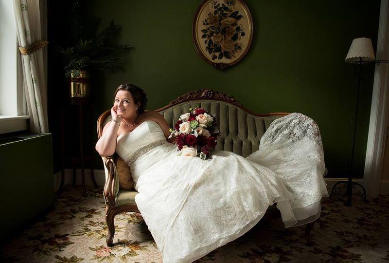 The White Swan bride