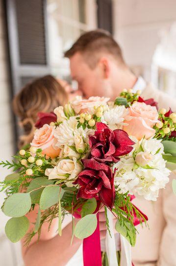 Wedding at Kent Manor Inn