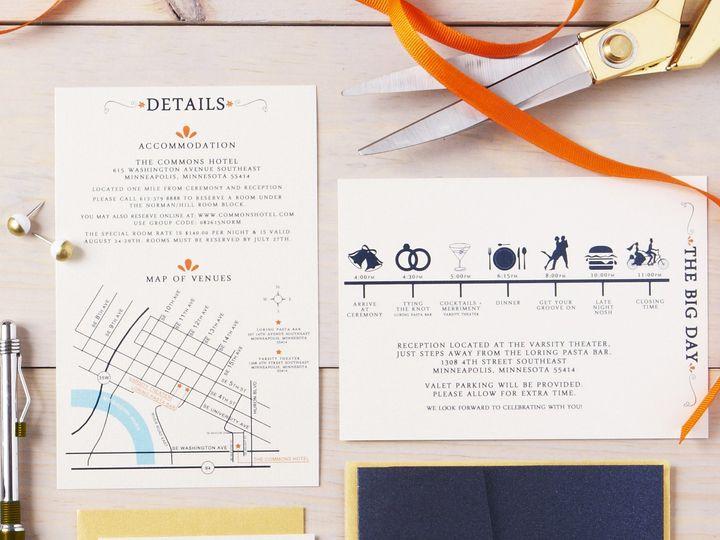 Tmx Angie 7 51 1053793 Minneapolis, MN wedding invitation