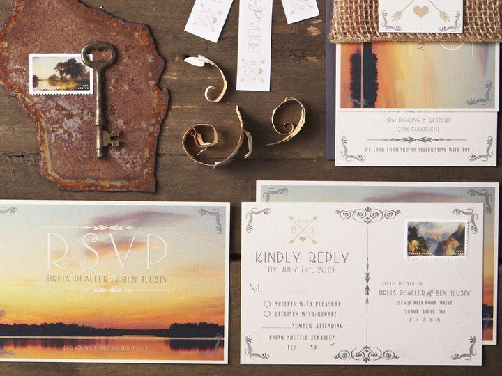 Tmx Breia 2 51 1053793 Minneapolis, MN wedding invitation