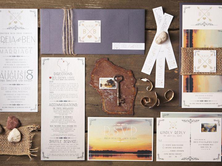 Tmx Breia 9 51 1053793 Minneapolis, MN wedding invitation