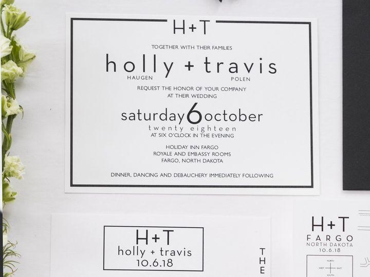 Tmx Holly 11 51 1053793 Minneapolis, MN wedding invitation