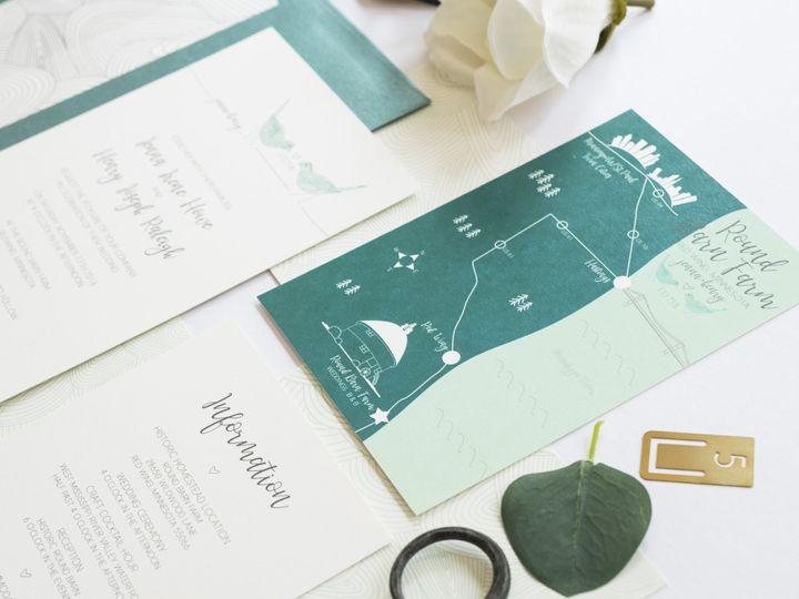 Tmx Jenna 30 51 1053793 Minneapolis, MN wedding invitation
