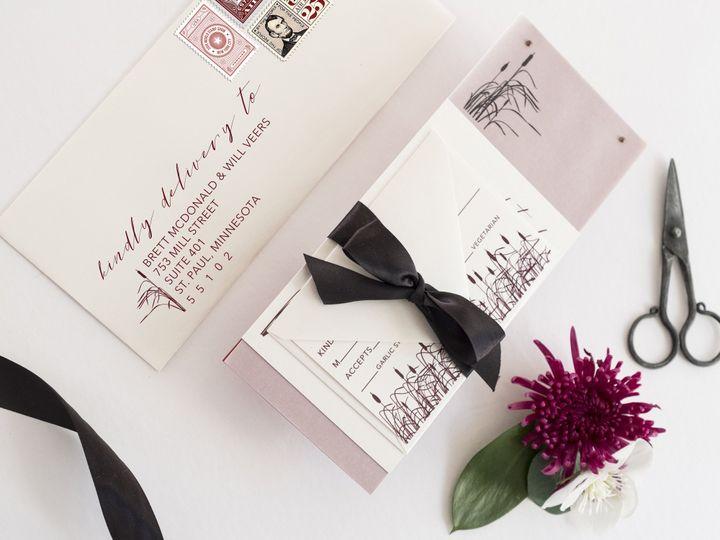 Tmx Nicholas 32 51 1053793 Minneapolis, MN wedding invitation
