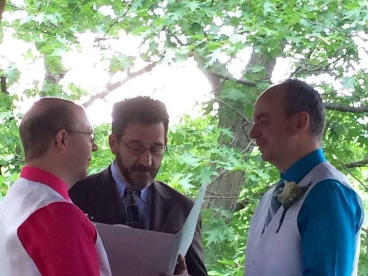 Tmx 1445298054283 Joe And Keith 1 Scranton, PA wedding officiant