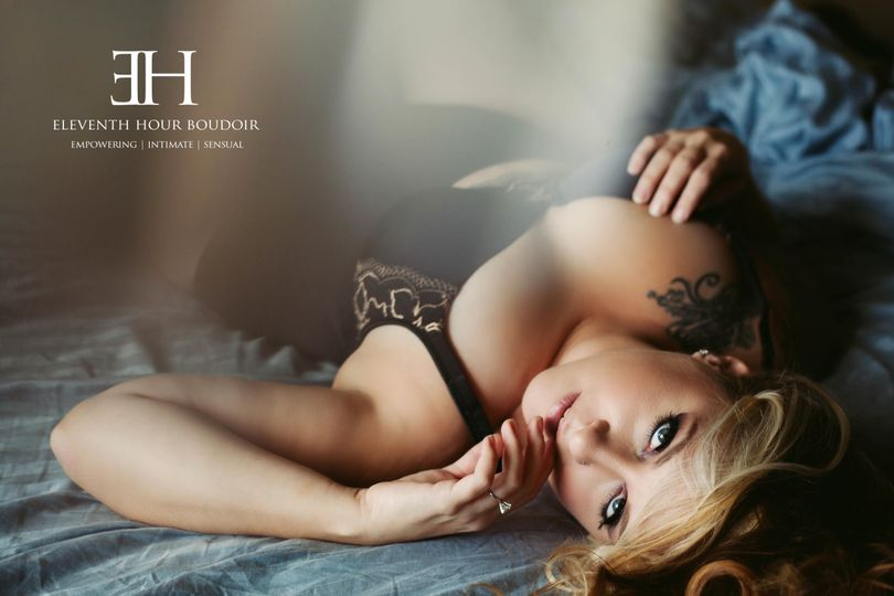 eleventh hour boudoir illinois boudoir photographe