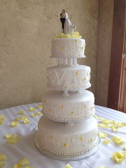 Wedding Cakes Denver Nc