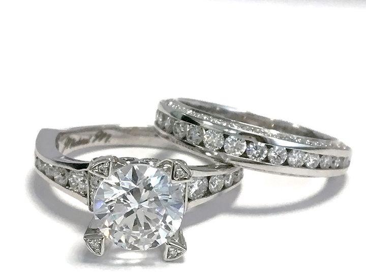 Tmx 1509401274283 Michael M. 03981750406778 Seattle wedding jewelry