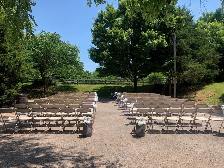 Ceremony Site - Octagonal Barn
