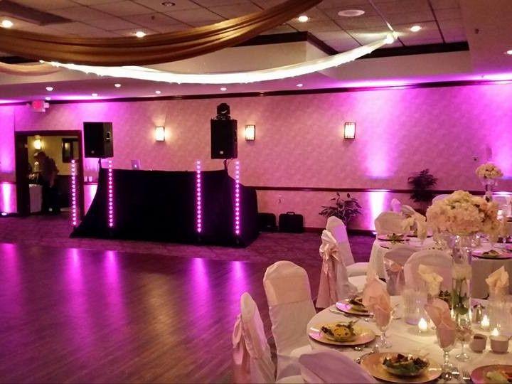 Tmx 1467746511990 2016 Wedding Setup With Uplights Fayetteville wedding dj