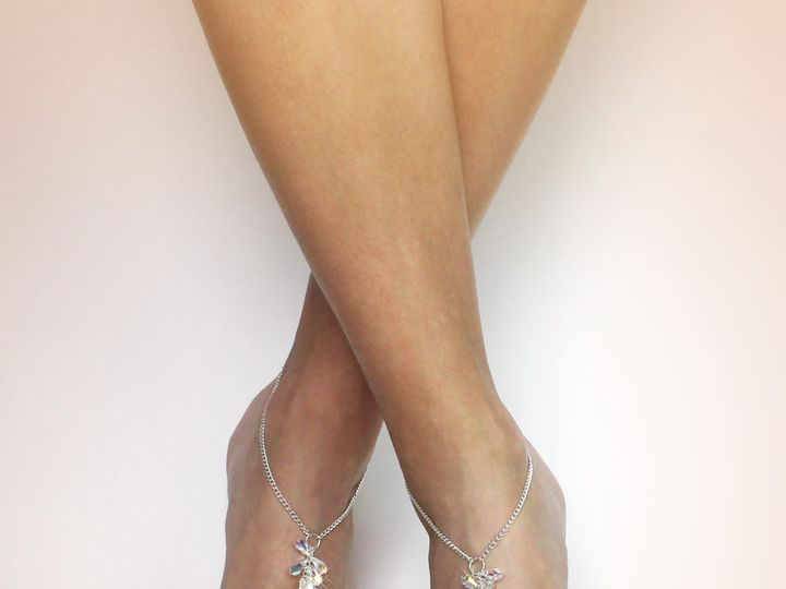 Tmx 1454021426672 Iris Barefoot Sandals 5 Light Burlington wedding jewelry