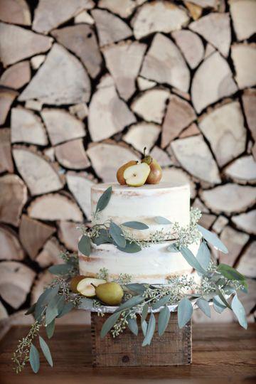 Naked Cake!!