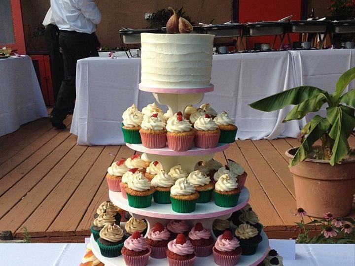 Tmx 1380215337973 Cake And Cupcakes Stand Philadelphia wedding cake
