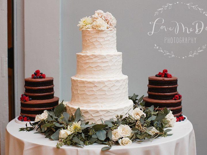 Tmx 1490114097036 Ashely  Aaron 10 3 15 3 Philadelphia wedding cake