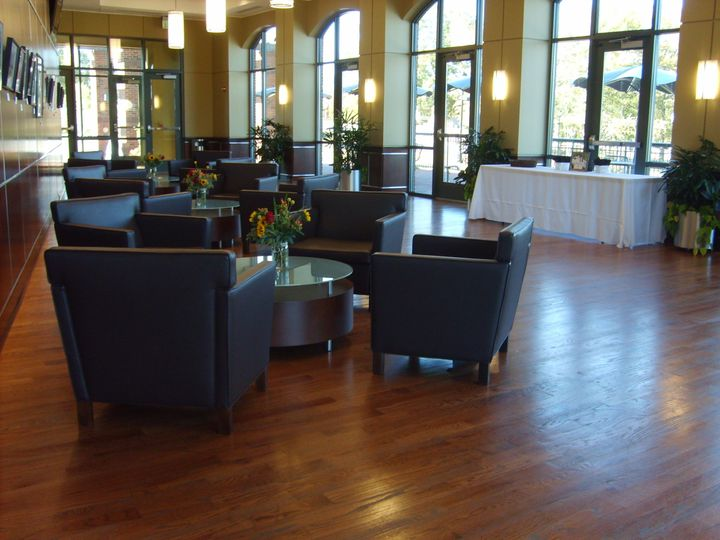 Main Lobby in the Event Halls