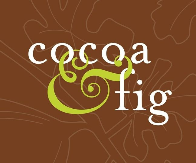 514303b719665301 Cocoa and Fig Logo