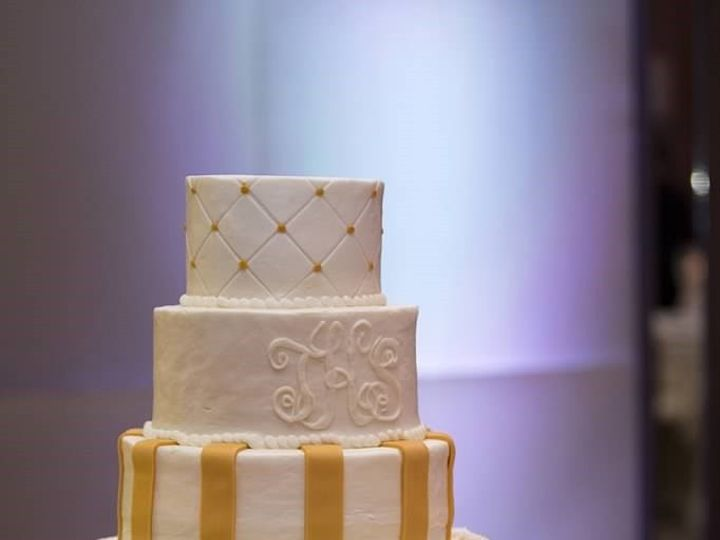 Tmx 1462999625075 Knable Cake Towson, Maryland wedding cake