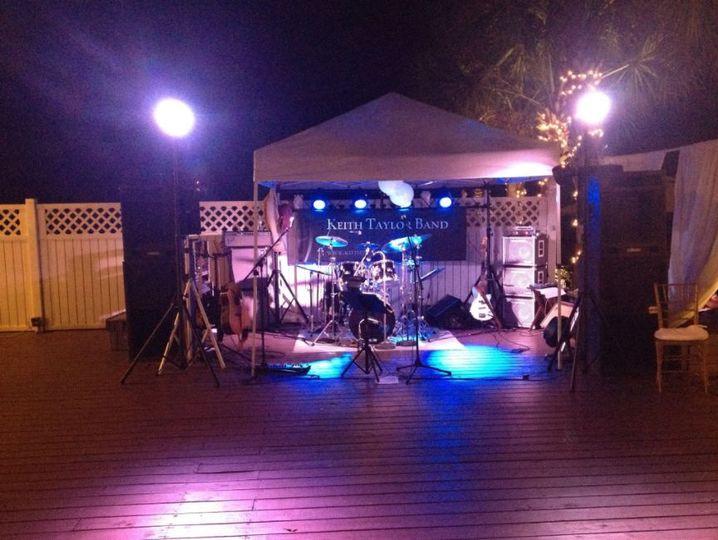 Band station