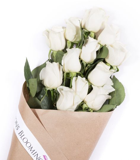 Cream Elegant Luxury Wedding Roses