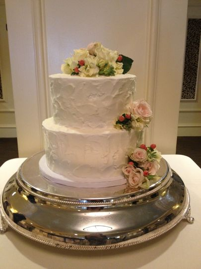 wedding cake florida frosting wedding cake vero fl weddingwire 22665