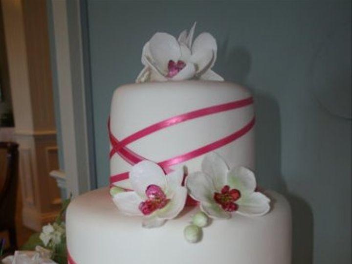 Tmx 1267307224364 Cakeredstipe Vero Beach wedding cake
