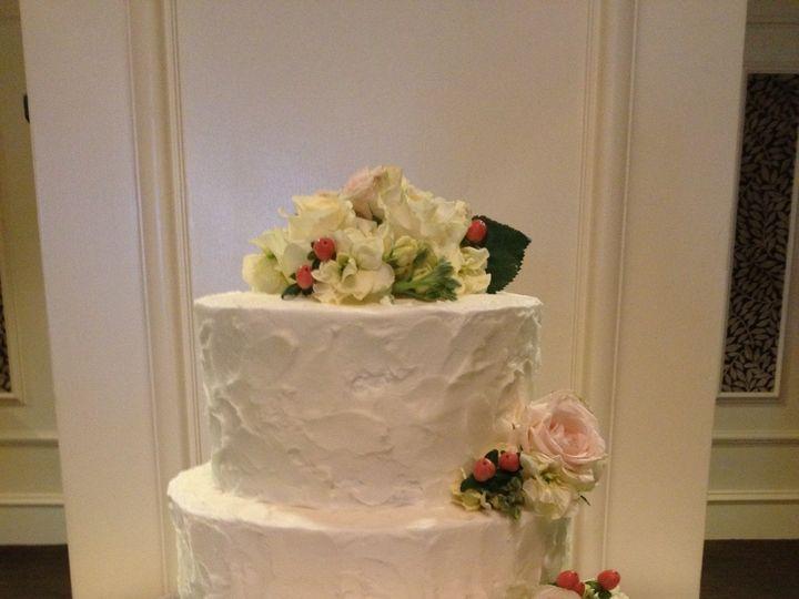 Tmx 1413946527944 Bc Wedding Cake Fresh Flowers Vero Beach wedding cake