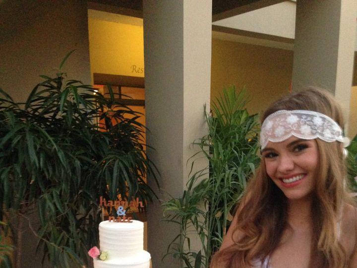 Tmx 1413946550767 Hannah With Wedding Cake Vero Beach wedding cake