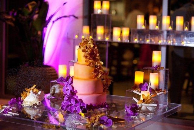 Tmx 1413946588939 Ombre Costa Cake Night Vero Beach wedding cake