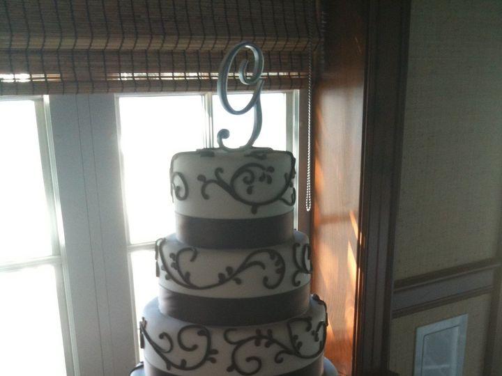 Tmx 1413948070717 Img0209 Vero Beach wedding cake