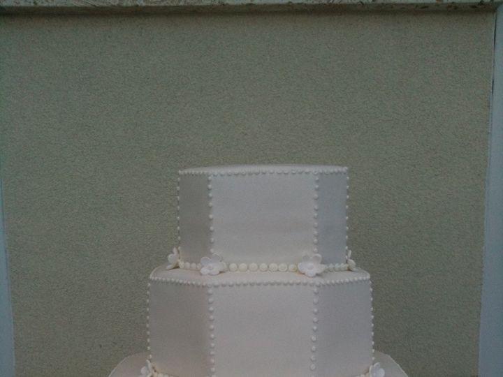 Tmx 1413948429173 Img0392 Vero Beach wedding cake