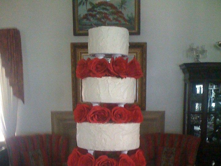 Tmx 1413948532622 Img0406 Vero Beach wedding cake