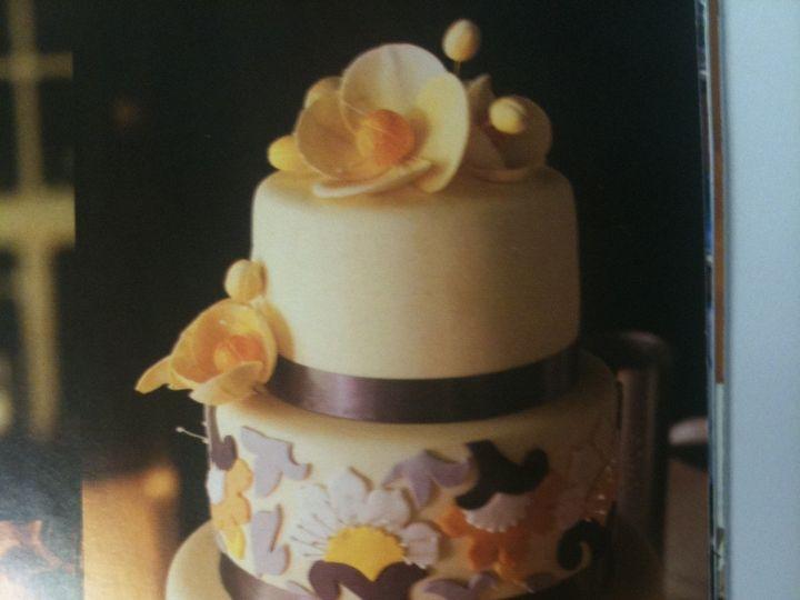 Tmx 1413948788722 Img0755 Vero Beach wedding cake