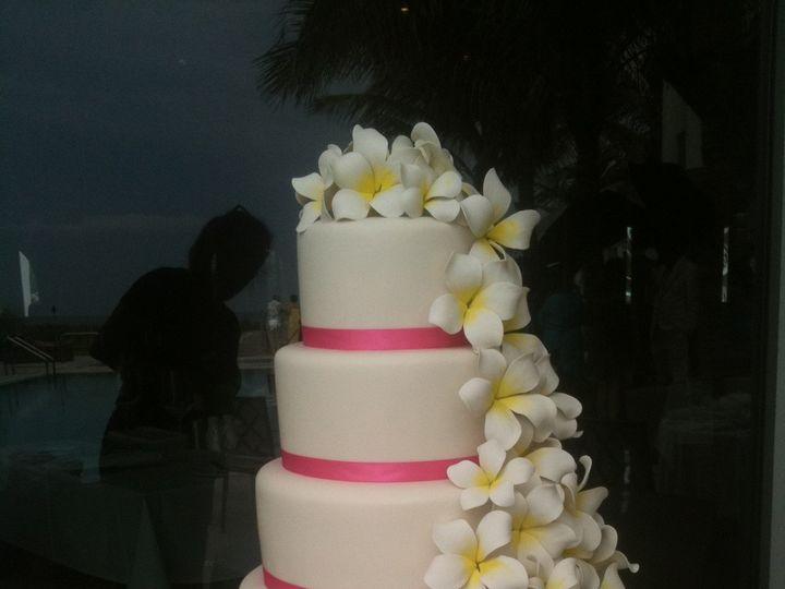 Tmx 1413948904395 Img0791 Vero Beach wedding cake