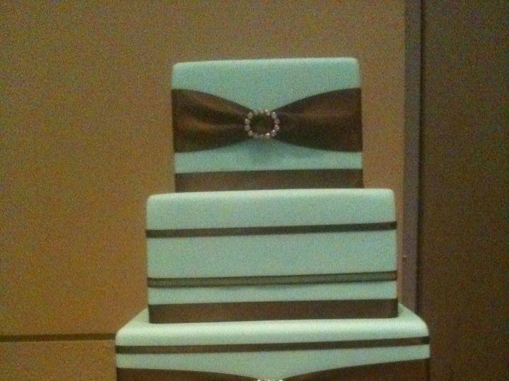 Tmx 1413949285187 Img1402 Vero Beach wedding cake
