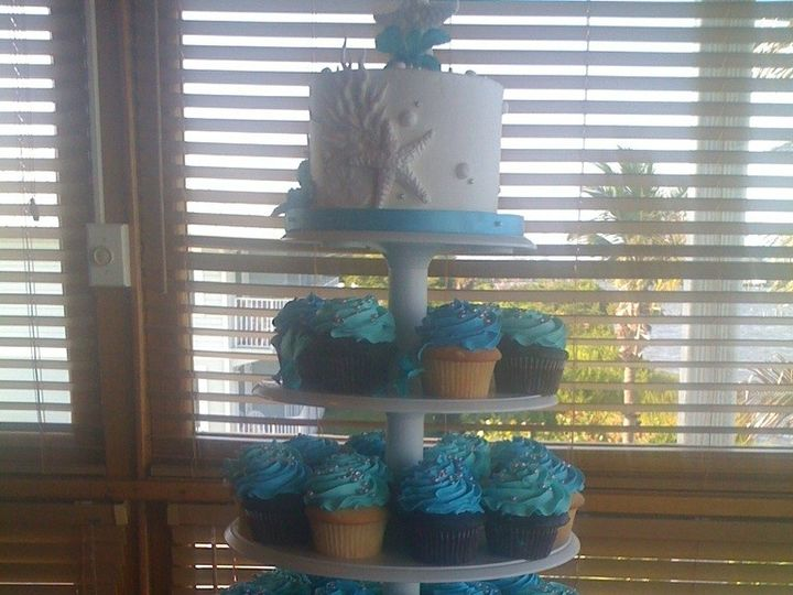 Tmx 1413949414252 Img1414 Vero Beach wedding cake