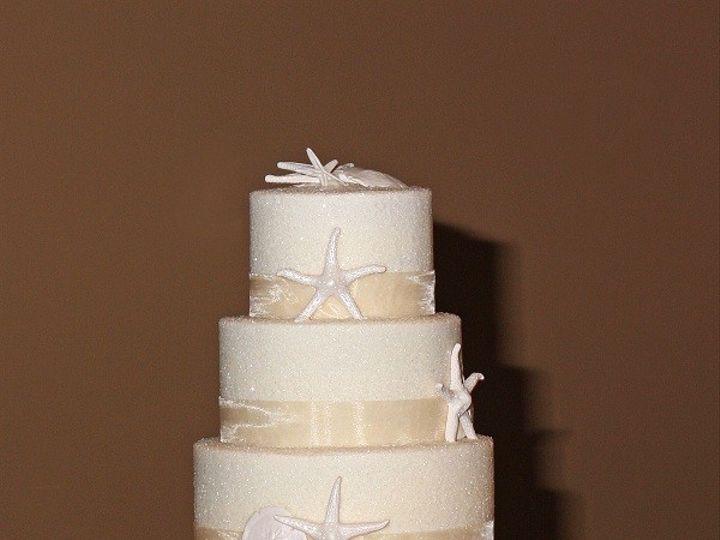 Tmx 1413949527542 Img3342 Vero Beach wedding cake