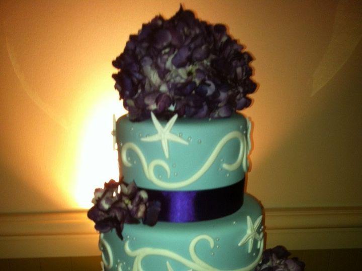 Tmx 1413949637970 Img1441 Vero Beach wedding cake