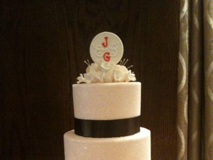 Tmx 1413949958759 Img1483 Vero Beach wedding cake