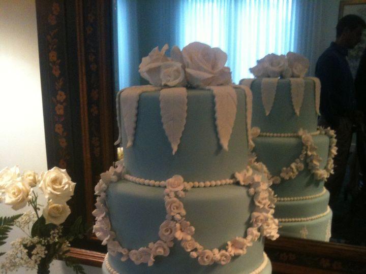 Tmx 1413950074796 Img1512 Vero Beach wedding cake
