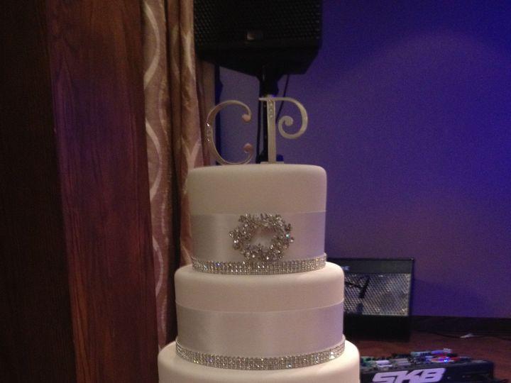 Tmx 1413951134370 Img2632 Vero Beach wedding cake