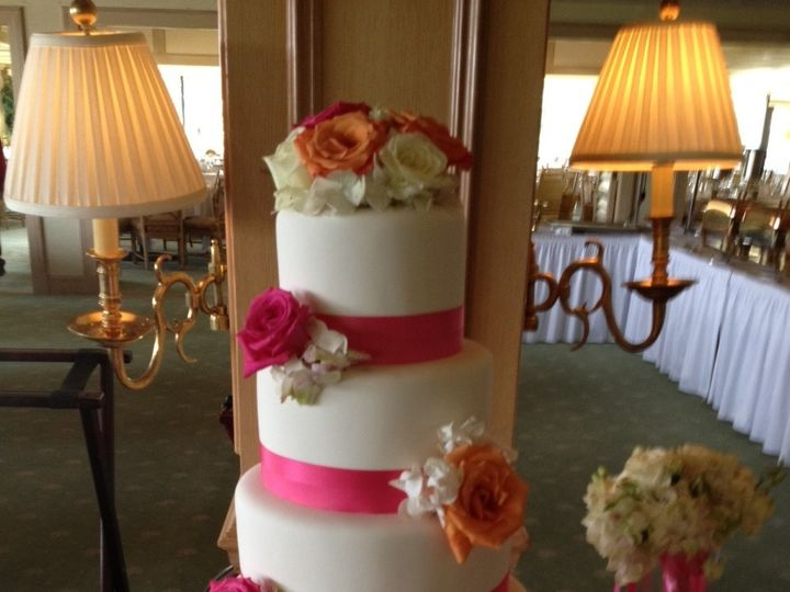 Tmx 1413951219480 Img2687 Vero Beach wedding cake