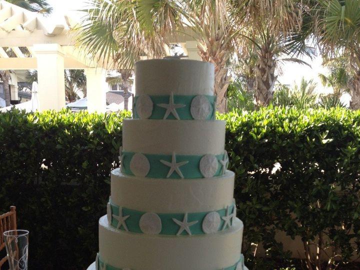 Tmx 1413951318817 Img2746 Vero Beach wedding cake