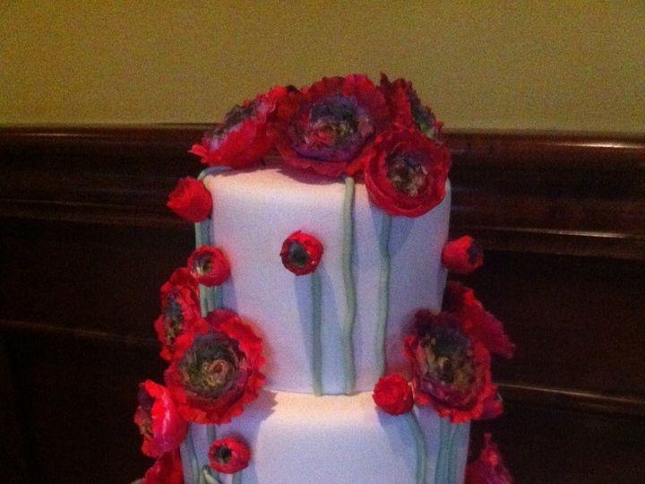 Tmx 1413951688282 Img3178 Vero Beach wedding cake