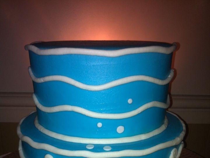 Tmx 1413951693560 Img3177 Vero Beach wedding cake