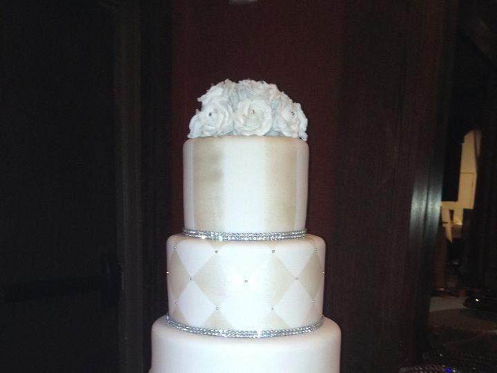 Tmx 1413951887233 Img3018 Vero Beach wedding cake